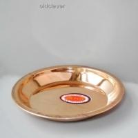 Медная тарелка, 15,8 см МИ001-3