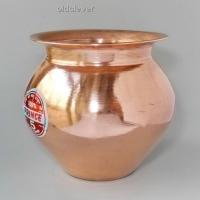Медная вазочка, 9 см МИ007