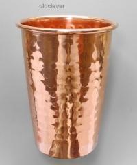 Медный стакан 350 мл МИ012