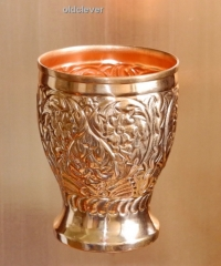 Чаша-вазон медный 500мл МИ019