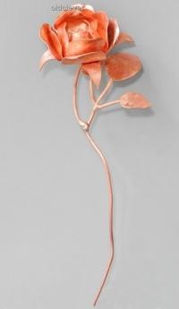 Медная роза, сувенир МР013