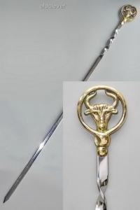 Шампур Коровка МР014-5