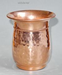 Чаша-вазон медный фигурный 400мл МИ019-2