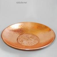 Тарелка медная сувенирная Грифон Т41.020